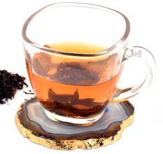 Organic Oolong Tea Whole Leaf Apple Flavor Tea