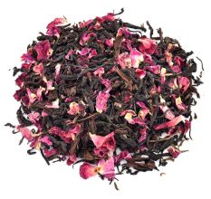 Organic Rose Tea Oolong Whole Leaf Tea