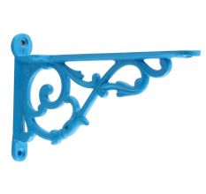 Turquoise Small Shelves Brackets