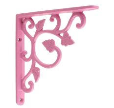 Pink Small Shelves Brackets