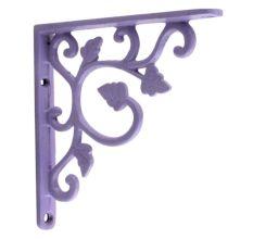 Purple Small Shelves Brackets