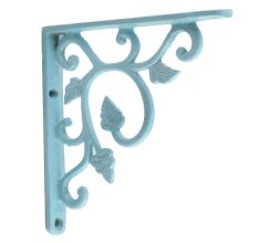 Sky Blue Small Shelves Brackets