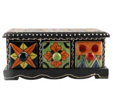 Spice Box-1416 Masala Rack Container Gift Item
