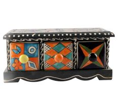 Spice Box-1426 Masala Rack Container Gift Item