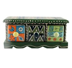 Spice Box-1440 Masala Rack Container Gift Item