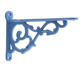 Slate Blue Small Shelves Brackets