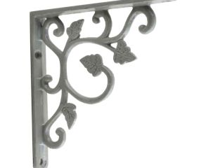 Grey Small Shelves Brackets