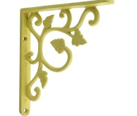 Yellow Small Shelves Brackets
