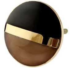Brass Resin Cabinet Knobs