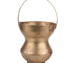 Brass Holy Kamandal Holy Water Pot