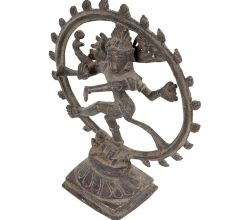 Religious Brass Natraja Statue Showpiece