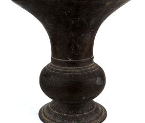 Brass Flower Vase Planter Urn Shape