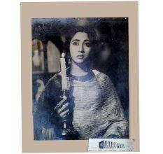 Vintage Hindi Movie Poster Of Dharmatma Mala Sinha