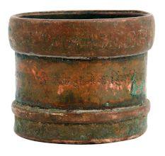 Tribal Handmade  Brass Measuring Cup