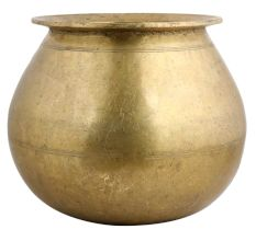 Brass Rice Cooking Pot Kitchenware