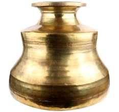 Unique South Indian Brass Water Pot