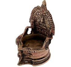 Traditional Classic Brass lakshmi Lamp