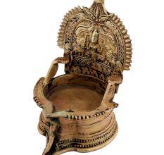 Traditional Lakshmi Deep Pooja Lamp