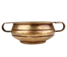 Brass Traditional Decorative Urli Bowl For Decoration