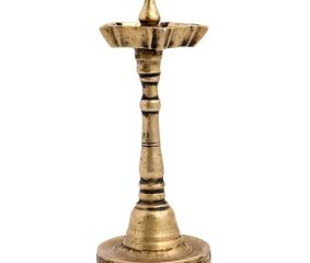 Handmade Brass Kerala Oil Lamp Home Decoration