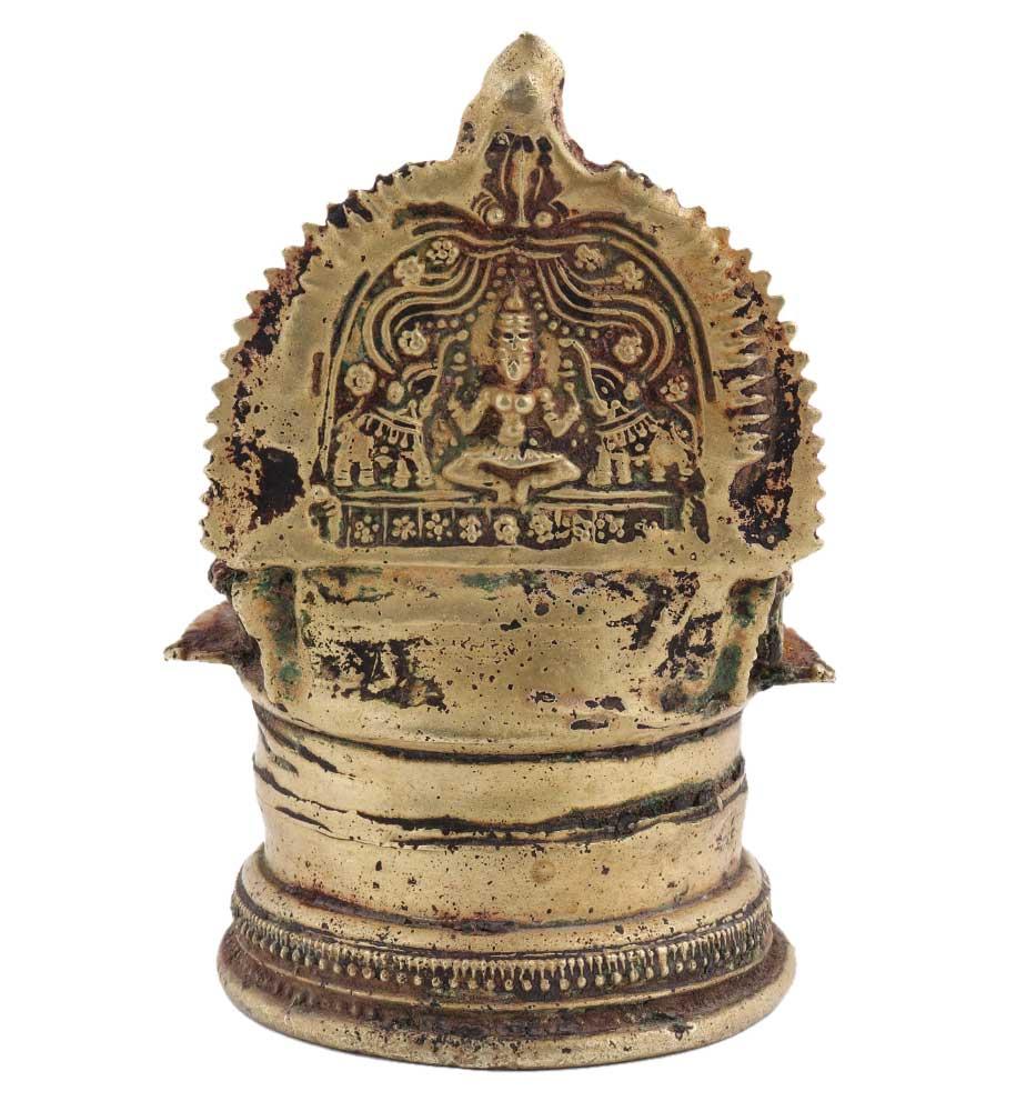 Laxmi Lakshmi Diya Brass Oil Lamp