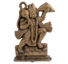 Holy Brass Bajrang Bali Hanuman Statue