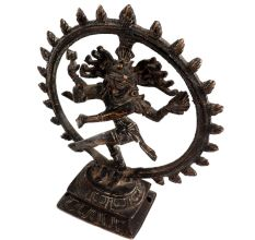Brass Dancing Natraja Statue For Decoration