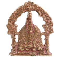 Brass God Figurine Table Top  Decoration