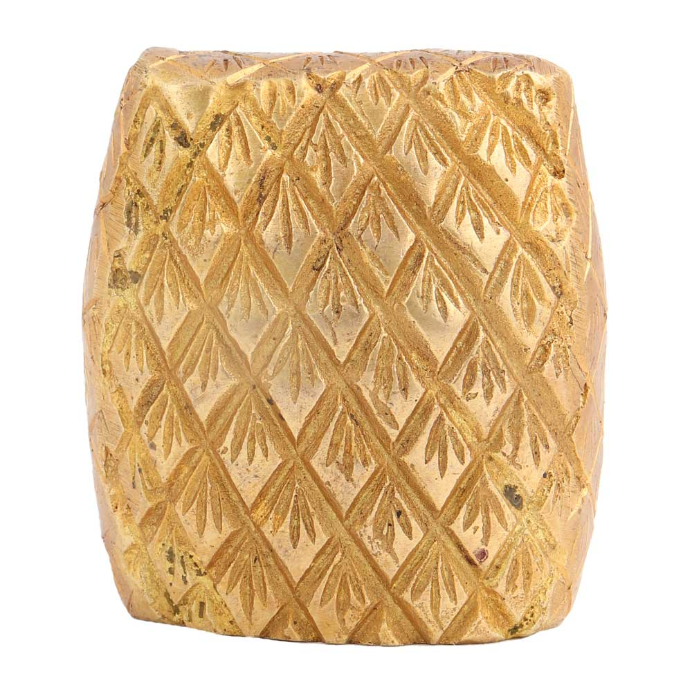 Brass Owl Shaped Paper Weight