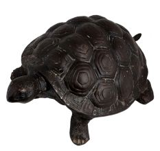 Hand crafted Brass Tortoise Home Decoration Statue