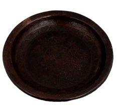 Decorative Copper Plate Kashmri Design Wall Hanging