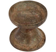 Brass Indian Incense Pot Or Candle Holder