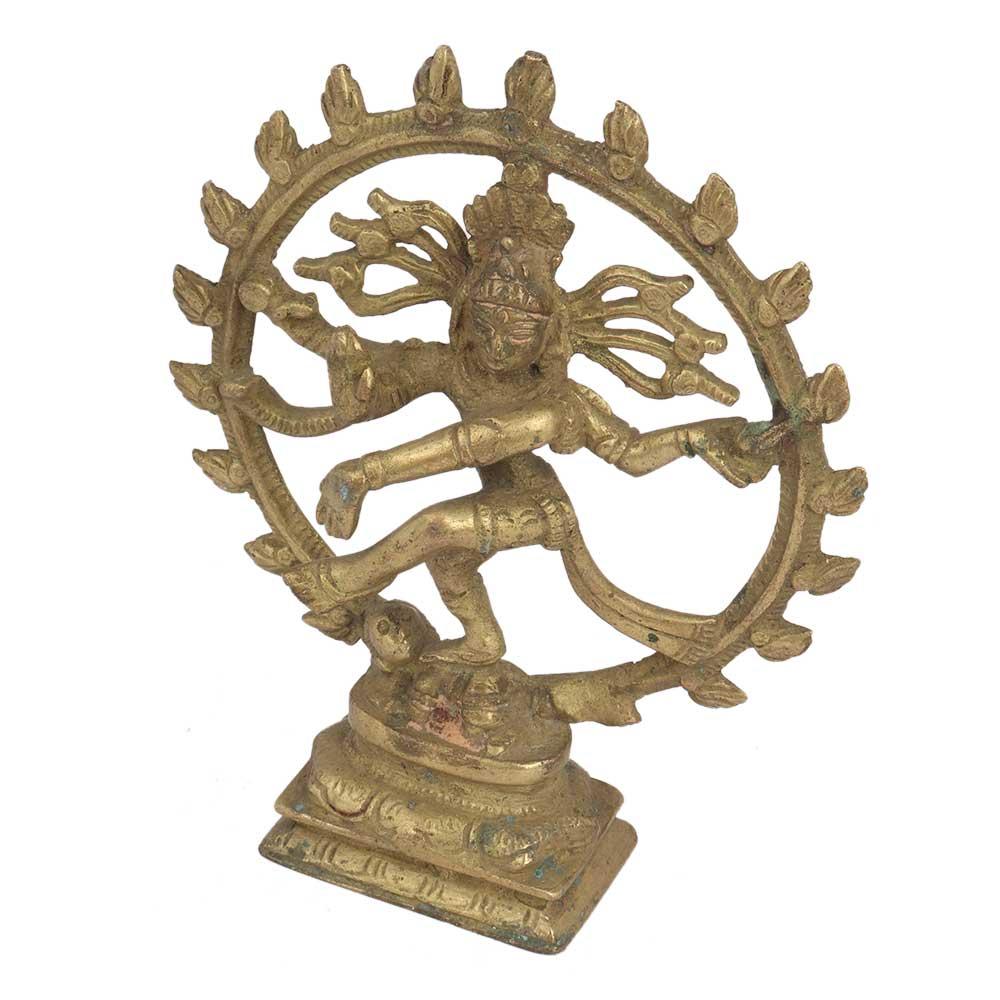 Brass Natraja Statue Dancing Shiva Statue