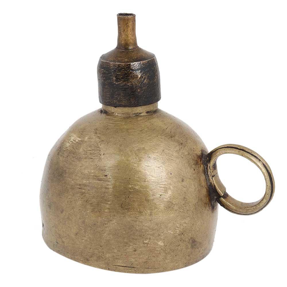 Brass Antique Oil Lamp Or kerosene Lamp