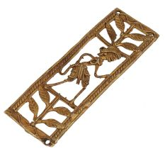 Entrancing Brass Metal Artwork For Uplifting Your Outdoor Spaces