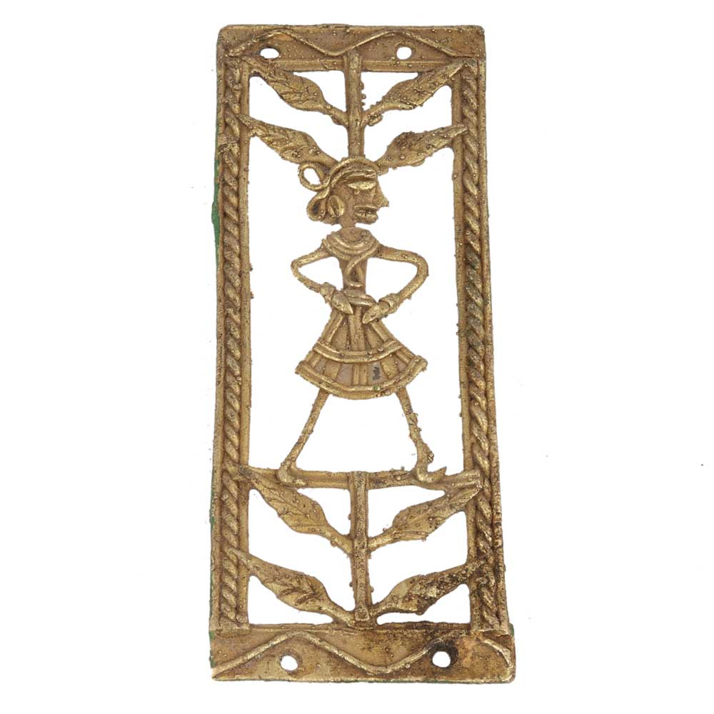 Dramatic Home Decor Artwork From Brass Metal