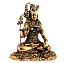Idol Of Lord Shiva's Aura