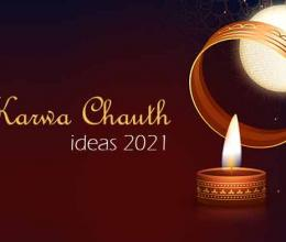 5 Karwa Chauth ideas 2021 to make your day special