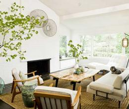 Top 5 Color Schemes for Your Home This Spring 2016