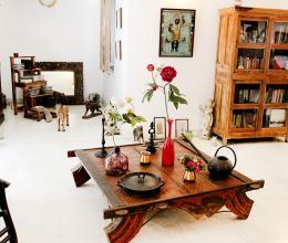 Mrs. Kareen Cappai And Her Beautiful Home