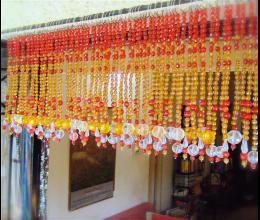 5 Tips & Ideas for Bandhanwar Making - IndianShelf
