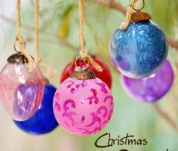15 EASY DIYS FOR CHRISTMAS DECORATIONS!