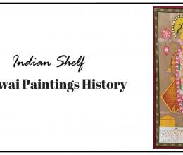 History of Pichwai Paintings By IndianShelf