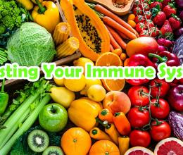 10 Ideas Boosting your Immune System against Coronavirus During Lockdown