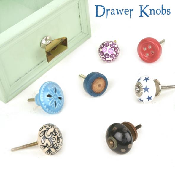 Home D Cor With Handmade Knobs And Handles