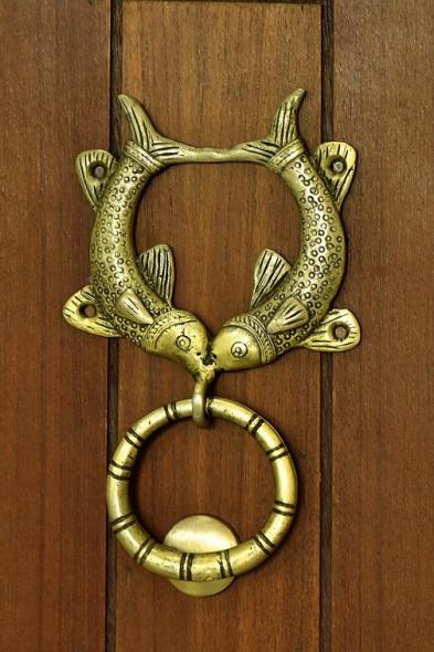 Similar Was The Use Of Door Knockers By The Romans, But Unlike The Slaves  Tied To The Metal Chains In Greece, In Russia, They Were Used At The Heavy  Doors ...