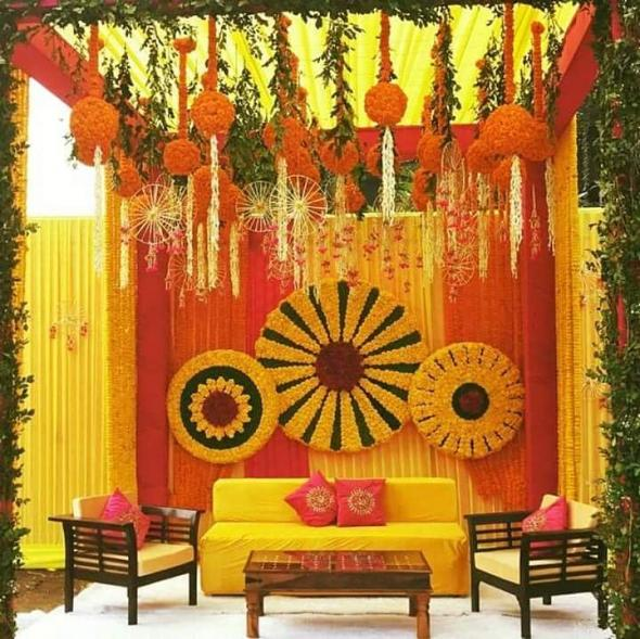Wedding Stage Decoration 2020 Trends Ideas With Plants Flowers