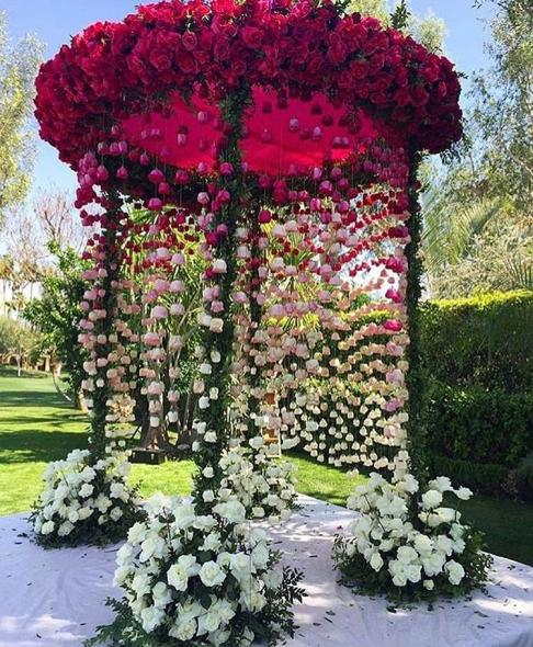 Best Flower Decoration Ideas Latest 9 Highly Luxurious Wedding Flower Decoration Ideas